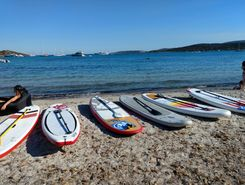 st cyprien paddle board spot in France