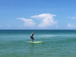 WaterSound Beach  spot de SUP em Estados Unidos