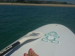cropani marina paddle board spot in Italy