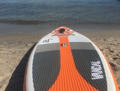 Zingst  paddle board spot in Germany