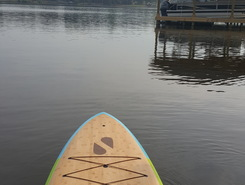 lake caroll sitio de stand up paddle / paddle surf en Estados Unidos