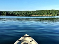 Catawba River spot de stand up paddle en États-Unis