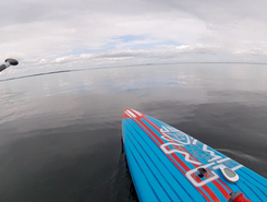Strand von Habernis, Neukirchen paddle board spot in Germany