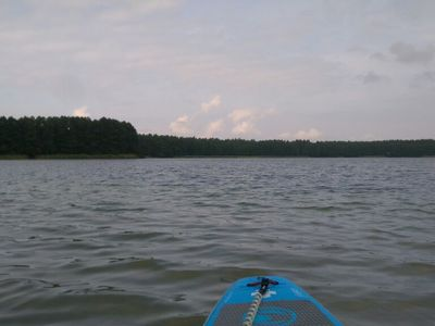 dgal wielki 2 paddle board spot in Poland