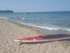 arapya - oasis beach bulgaria spot de stand up paddle en Bulgarie