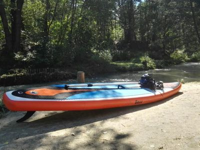 sztola  paddle board spot in Poland