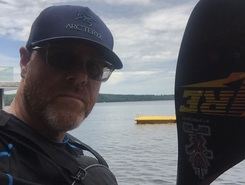 Dwight Bay spot de stand up paddle en Canada