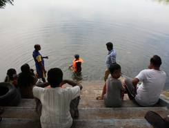Lake Abdul kalam sitio de stand up paddle / paddle surf en India