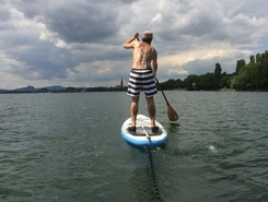 Mettnau sitio de stand up paddle / paddle surf en Alemania
