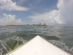 Virginia Key  paddle board spot in United States