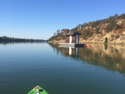 lake natoma spot de stand up paddle en États-Unis