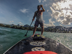 Blacktree Base spot de stand up paddle en Autriche