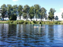 Staffelsee sitio de stand up paddle / paddle surf en Alemania