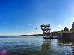 Stegen am Ammersee sitio de stand up paddle / paddle surf en Alemania