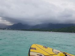 kaneohe bay sandbar sitio de stand up paddle / paddle surf en Estados Unidos