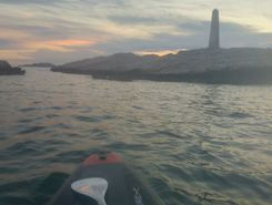 Les catalans le prado spot de stand up paddle en France