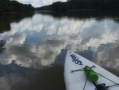 Chattahoochee at Azalea Park spot de stand up paddle en États-Unis
