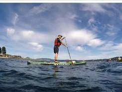 Discovery Passage spot de stand up paddle en Canada