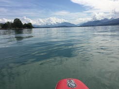 Zürich sitio de stand up paddle / paddle surf en Suiza