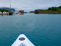 Kjerringøy Gamle Handelssted sitio de stand up paddle / paddle surf en Noruega