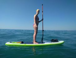 gardameer sitio de stand up paddle / paddle surf en Italia