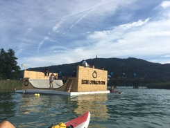 Porstschach Am Worthersee  spot de stand up paddle en Autriche