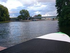 Stadtstrand Schweinfurt sitio de stand up paddle / paddle surf en Alemania
