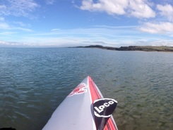 Gullane sitio de stand up paddle / paddle surf en Reino Unido