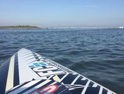 Tuckton  paddle board spot in United Kingdom