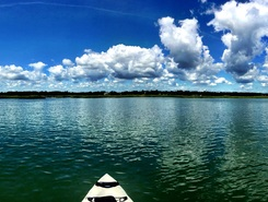 Cherry Grove - House Creek sitio de stand up paddle / paddle surf en Estados Unidos