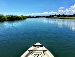 Cherry Grove - House Creek spot de SUP em Estados Unidos