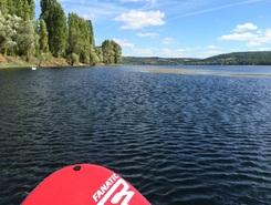 moisson moisseau spot de stand up paddle en France