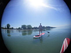 Port dalhousie spot de stand up paddle en Canada