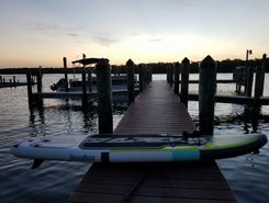 nglewood paddle board spot in United States