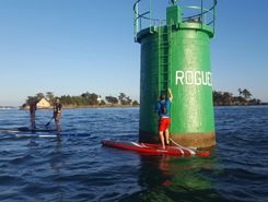 Pen er Men spot de stand up paddle en France
