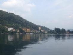 Lago di Lugano sitio de stand up paddle / paddle surf en Suiza