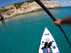 Sant' Antioco sitio de stand up paddle / paddle surf en Italia