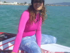 Marina Piccola sitio de stand up paddle / paddle surf en Italia
