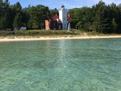 40 mile point lighthouse spot de SUP em Estados Unidos