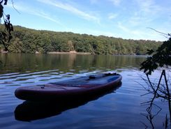 Schlachtensee sitio de stand up paddle / paddle surf en Alemania