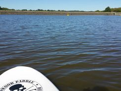 lacs de haute charente  spot de stand up paddle en France