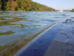 aare rupperswil auenstein spot de stand up paddle en Suisse