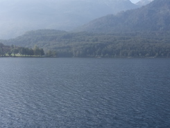 Lake Bohinj sitio de stand up paddle / paddle surf en Eslovenia