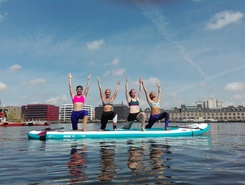 Stand Up Club sitio de stand up paddle / paddle surf en Alemania