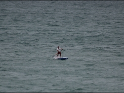 Granville spot de stand up paddle en France