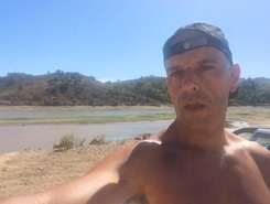 Barragem do Funcho paddle board spot in Portugal