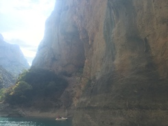 Gorges Verdon ( Aiguines ) paddle board spot in France