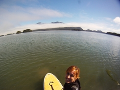 tofino  paddle board spot in Canada