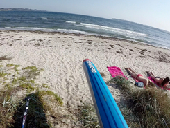 Vemmingbund sitio de stand up paddle / paddle surf en Dinamarca