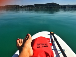 Wörthsee sitio de stand up paddle / paddle surf en Alemania